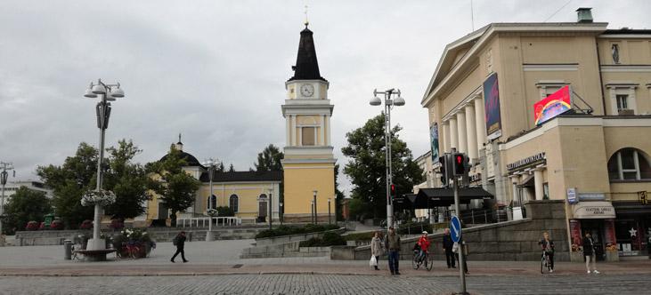 EARLI-Konferenz in Tampere